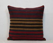 20''x20'' Decorative Pillow,Handmade Pillow Cover,Boho Bohemian Decor,Bed Pillow