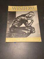 Wisdom Magazine - February 1957 - Bertrand Russell