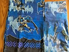 Vintage DC Comics BATMAN Returns, Twin Fitted & Flat SHEET SET