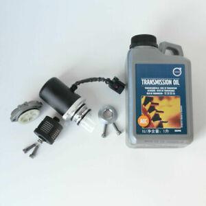 Volvo S40 S60 S80 V50 V70 XC70 XC90 for Haldex Pump 30783079 oil and filter set