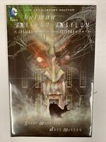 Batman: Arkham Asylum 15th Anniversary Softcover TPB (2005) Morrison | McKean