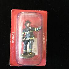¤ POMPIER - BOM003 - En tenue de feu, New York 2001 - Cobra Del Prado