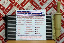 Radiatore Acqua Fiat Punto 188 1.2 Benzina +/- AC (Imp. Valeo) 99 ->