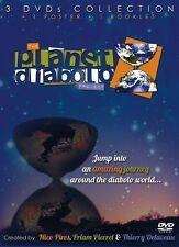 "PLANET DIABOLO DVD BOX - die epochale Diabolo DVD für Profis + Anfänger ""Circus"""