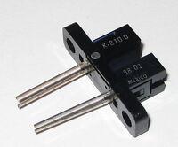 Optek K-8100 Slotted Optical Switch - 3mm Slot Width - Built-in Mounting Bracket