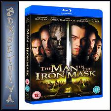 THE MAN IN THE IRON MASK - Leonardo DiCaprio  *BRAND NEW  BLU-RAY***