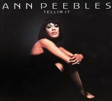 Tellin' It [Digipak] by Ann Peebles (CD, Jan-2011, Fat Possum)