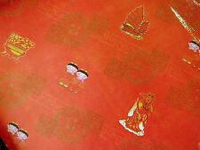 6 chino rojo Dios riqueza Niño Niña Wrap Envoltorio Regalo Artesanía Papel Fiesta de Año Nuevo