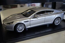 Aston Martin Rapide 2010 silber 1:18 Autoart neu & OVP