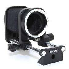 Macro bellows fo Canon EOS 7D 1D IV 5D Mark II 50D 450D 550D 60D 50D camera lens