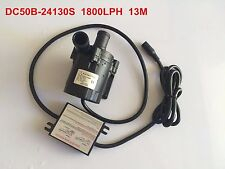 High Pressure Pumps 1800LPH 13M High Lift, 5-24V DC Submersible Small Water Pump
