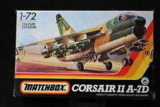 YM033 MATCHBOX 1/72 maquette avion 40101 Corsair II A-7D A7D