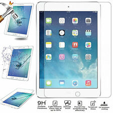 New  Apple Real Tempered Glass Film Screen Protector For Apple iPad 4/3/2/