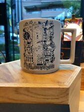 Japan Starbucks Reserve Roastery Tokyo 1st Anniversary Mug Cup
