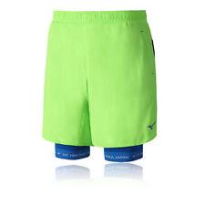 Shorts de fitness vert pour homme