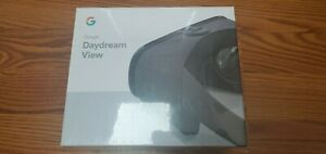 Google Daydream View Virtual Reality Headset  Charcoal New!!