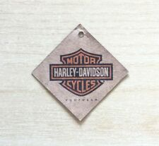 ETICHETTA - HARLEY DAVIDSON MOTOR CYCLES -DA COLLEZIONE -LABELS FROM COLLECTION