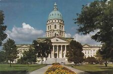 "*Kansas Postcard-""The Capital in Topeka"" (U1-KS25)"