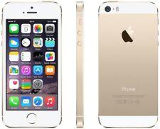 Apple ME434B/A iPhone 5S 4'' 4G Smartphone 16GB SIM-Free Unlocked - (Gold) B+