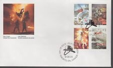 Canada - Dangerous Occupations - 1330-3 Fdc - Po Cachet - 1991
