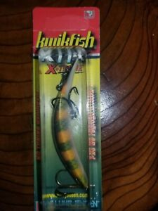 "Kwikfish K11X  X-Treme ,"" BROWN PERCH """