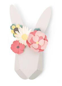 Sizzix Thinlits 9 Die Set ORIGAMI RABBIT & FLOWERS 664378 Olivia Rose rrp £11.99