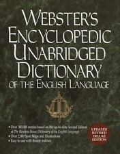 Webster's Encyclopedic Unabridged Dictionary of the English Language by Rh Valu