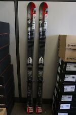 Volkl AC 30 Unlimited Skis - 163cm with Marker IPT Motion Bindings - USED