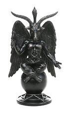 Baphomet Horned Sabbatic Goat Solve et Coagula Statue