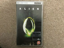 ALIEN SONY PSP UMD MOVIE dvd quality widescreen