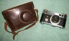 Vintage PERFEX de Luxe Rangefinder Camera Wollensak Perfex Velostigmat 50mm Lens