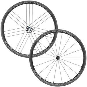 New Campagnolo Bora One 35 Carbon Road/ Tubular Wheelset / Dark Labels