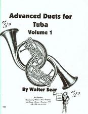 Advanced Duets for Tuba, Volume 1