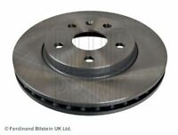 BLUE PRINT BRAKE DISCS FRONT PAIR FOR A CHEVROLET MALIBU SALOON