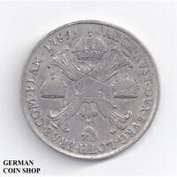 1 Kronentaler 1789 M Mailand Josef II. Silber Österreich Austria RDR Habsburg