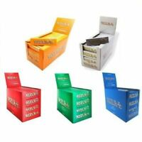 Rizla Standard Rolling Papers in Red, Green, Blue, Silver and Liquorice
