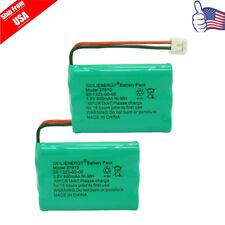 2x 800mAh Ni-MH Cordless Home Phone Battery For V-Tech 89-1323-00-00 Model 27910