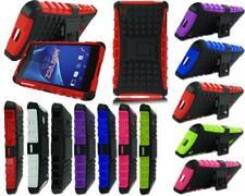 Étuis, housses et coques rouges en plastique rigide Pour Sony Xperia Z3 pour téléphone mobile et assistant personnel (PDA)