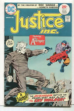 Justice Inc. #2 NM- Featuring The Avenger  The Sky Walker  DC Comics CBX 5