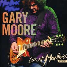 Gary Moore - Live at Montreux 2010 [New CD]