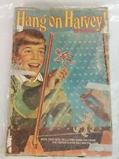 VINTAGE HANG ON HARVEY BOARD GAME BY IDEAL TOYS 1969
