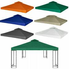 Nouvo Top Telo copertura di Ricambio per Gazebo 3x3m Impermeabile 310g/m²