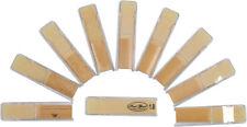Hochwertige Blätter, Blättchen, Reeds, Stärke 1.0, für Alt Saxophone, 10 Stück