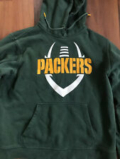 Green Bay Packers NIKE Hoodie/Sweatshirt Size Large