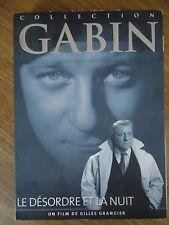 * LE DESORDRE ET LA NUIT * GILLES GRANGIER DARRIEUX COLLECTION 39 DVD JEAN GABIN