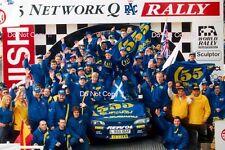 Colin McRae SUBARU IMPREZA 555 WINNER RAC RALLY 1995 fotografia 7