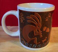 Arizona Kokopelli Character Souvenier Coffee Mug