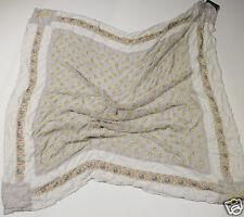Neu Guess großes Tuch Schal Halstuch Scarf 115cm x 115cm UVP 55€ 1-15