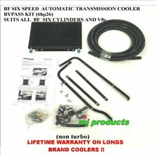 Ford bf  Falcon Automatic Transmission DIY Oil Cooler Bypass Kit 6hp26 v8 or ...