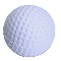 Golf ball for Golf training Soft PU Foam Practice Ball - white TS